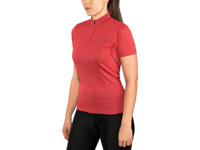 GORE WEAR C3 Maillot Mujer, hibiscus pink